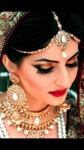 best eye makeup for indian bride