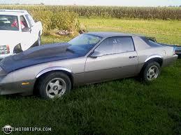 1984 Chevrolet Camaro Sport Coupe id 22215