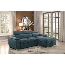 Image Futon Bed Blue Sectional Sofa With Pullout Sofa Bed And Rightside Storage Chaise Ferriday Rc Willey Furniture Store Pinterest Blue Sectional Sofa With Pullout Sofa Bed And Rightside Storage