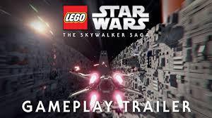 <b>LEGO</b>® <b>Star Wars</b>™: The Skywalker Saga – Gameplay Trailer ...