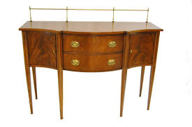 Hickory Chair Sheraton Mahogany Sideboard Buffet By Hickory Chair James River