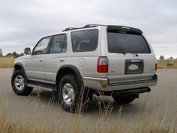 1998 Toyota 4runner iii – pictures, information and specs - Auto ...