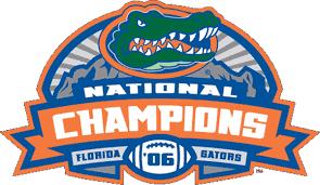 Florida Gators Champion Logo - NCAA Division I (d-h) (NCAA d-h ...
