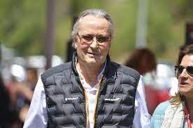 McLaren F1 shareholder Mansour Ojjeh dies aged 68
