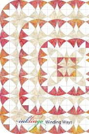 Best 25+ Winding ways quilt ideas on Pinterest | Quilt patterns ... & This is one of several worksheets for Inklingo Winding Ways.  http://lindafranz Adamdwight.com