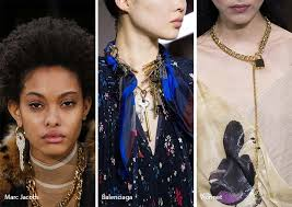fall winter 2017 2018 jewelry trends key lock jewelry pieces