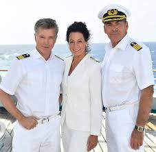 Jun 27, 2021 · das traumschiff im tv: Zdf Traumschiff Am Ostersonntag Erstmals Mit Barbara Wussow Welt