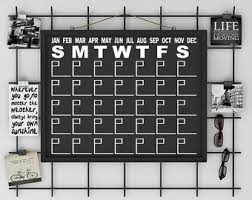 office chalkboard. decal calendar chalkboard planner office r