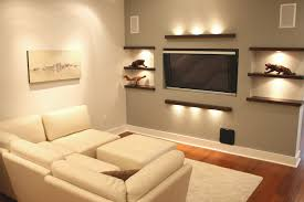 Living Room Decoration Themes Modern Living Room With Yellow Walls Carpet Cushions Also Paint