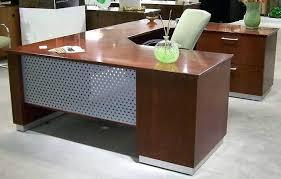full size desk alluring. Desk Delighful Modern U Shaped Office Alluring Executive On Decorating Full Size
