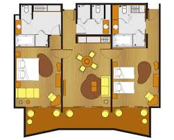 2 bedroom suite. room layout. *layout may vary 2 bedroom suite