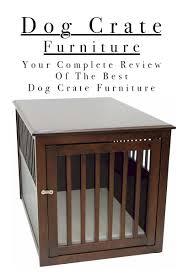repurpose furniture dog. Best Dog Crate Furniture Repurpose