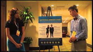 2012 Nlc Fbla Buzz Squad Dress Code Video Troy D White Work Sample