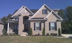 Painted Houses Wonderful  House Brick Colors Dunn Edwards - Dunn edwards exterior paint colors
