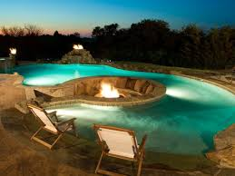 Backyard With Pool Design Ideas Gorgeous Fire Pit Ideas 48 Hot Designs For Your Yard