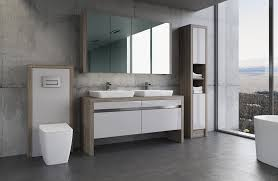 fitted bathroom furniture ideas. 1600-washstand-wall-tall_0009_light-grey Fitted Bathroom Furniture Ideas C