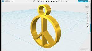123d Design Measure 123d Design Pendant With Svg Offset Trim And Measure