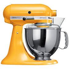 ksm150byp kitchenaid artisan pepper yellow food mixer