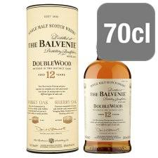 the balvenie doublewood malt 70cl