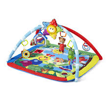 amazoncom  baby einstein caterpillar and friends play gym