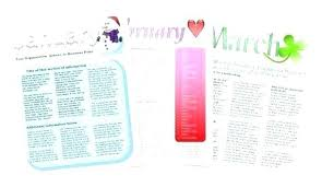 February Newsletter Template February Newsletter Template
