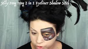 glam steunk makeup tutorial cosplay heygooglious samantha ebreo