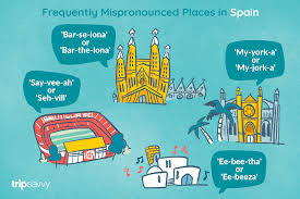 How much does insurance even cost. How To Say Frequently Mispronounced Places In Spain