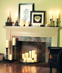 inside fireplace decor best unused fireplace ideas on candle fireplace empty fireplace ideas and fireplace with