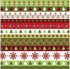 Christmas Pattern Enchanting Christmas Vector Pattern Free Vector Download 4848 Free Vector