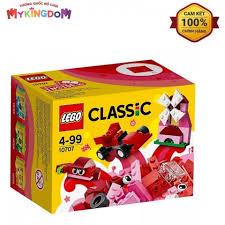 Đồ chơi Lego Classic 10707 (55 Mảnh Ghép), Giá tháng 1/2021