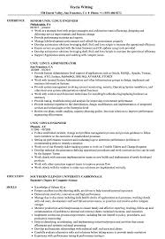 Unix Linux Resume Sample Create Photo Gallery For Website Linux