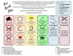 Customizable Birth Plan Customizable Birth Plan Under Fontanacountryinn Com