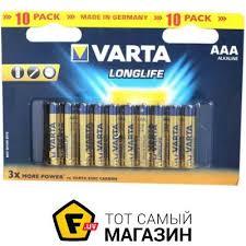 ᐈ <b>Батарейка Varta АААА</b> — купить <b>батарейки</b> и аккумуляторы ...