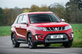 new car launches europe 20152016 Suzuki Vitara S Launched In Europe With New BoosterJet Petrol