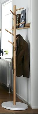 diy free standing coat rack best stands ideas on grey hat and stand makes  it simple