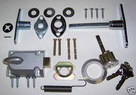 garage door lock handleGarage Door Lock