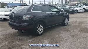 USED 2010 MAZDA CX-7 I SPORT at Wayne Akers Ford #Z51788A - YouTube