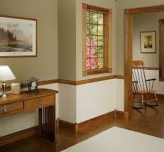 paint colors for dining room with chair rail chair rails even with no chairs