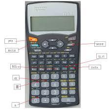 sharp calculator. sharp calculator