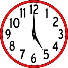 Resultado de imagen para a clock