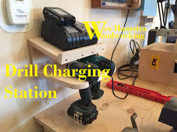 Hanging Charging Station Whw Cordless Drill Charging Station Ep3 Youtube