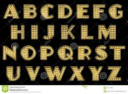 digital scrapbook alphabet vaudeville marquee to z hand created digitally your design purposes style perfect