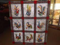 Radical Rooster Applique Quilt Pattern | chickens and more ... & Radical Rooster Applique Quilt Pattern | chickens and more chickens |  Pinterest | Applique quilt patterns, Applique quilts and Patterns Adamdwight.com