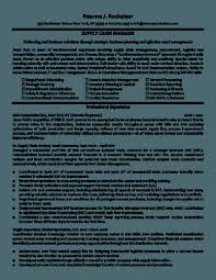 Logistics Manager Resume Sample Resume For Study Resume Papers