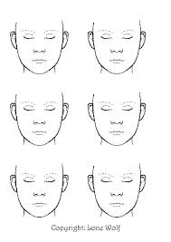Free Blank Face Template Download Free Clip Art Free Clip Art On Delectable Printable Face Templates