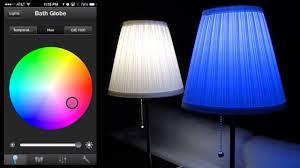 Led Light Color App