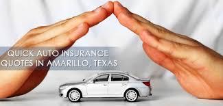 Quick Auto Insurance Quote Delectable Quick Auto Insurance Quotes In Amarillo Texas Insurance In