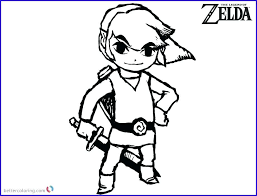 Zelda Coloring Book Teenagers Coloring Book Admirably The Legend Of