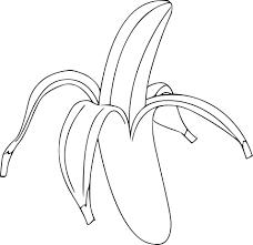 Dessin Du Banane Sensationnel Disposition Coloriage Banane Dessin