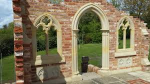Small Picture Folly Gothic arch Abbey doorway